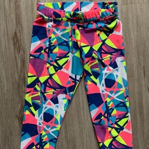 Printed Under Armour Capri tights